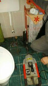Mašinsko odgušenje kanalizacije